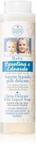 Nesti Dante Carolina e Eduardo gel doccia delicato per bambini