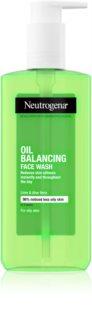 Neutrogena Oil Balancing почистващ гел  за мазна кожа