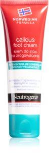 Neutrogena Norwegian Formula® Intense Repair крем для ног против мозолей