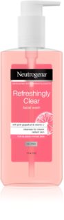 Neutrogena Visibly Clear Pink Grapefruit измиваща емулсия