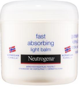Neutrogena Norwegian Formula® Deep Moisture rýchlo sa vstrebávajúci telový balzam