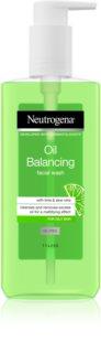 Neutrogena Oil Balancing Rensegel til fedtet hud