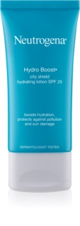 Neutrogena Hydro Boost® Face Moisturizing Facial Cream SPF 25