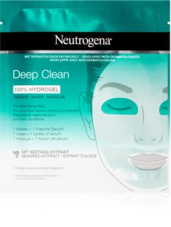 Neutrogena Deep Clean Intensive Hydrogel Mask For Deep Cleansing