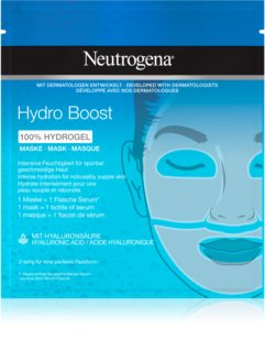 Neutrogena Hydro Boost® Face Intensive Hydrogel Mask