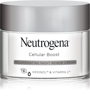 Neutrogena Cellular Boost Rejuvenating Night Cream