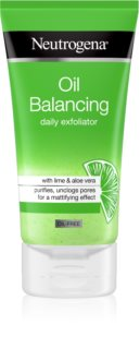 Neutrogena Oil Balancing osvježavajući piling za lice