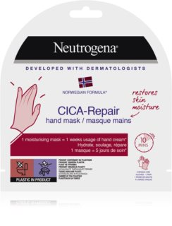 Neutrogena Norwegian Formula® CICA Repair máscara hidratante para as mãos