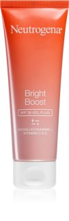 Neutrogena Bright Boost fluid radiant SPF 30