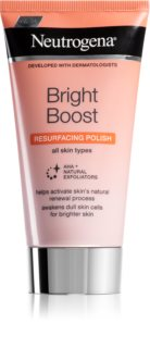 Neutrogena Bright Boost scrub illuminante