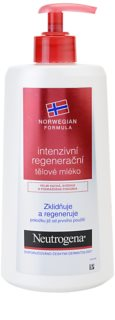 Neutrogena Norwegian Formula® Intense Repair интенсивное восстанавливающее молочко для тела для сухой кожи