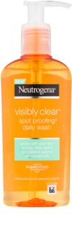 Neutrogena Visibly Clear Spot Proofing Gel ansiktsrengörare