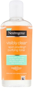 Neutrogena Visibly Clear Spot Proofing lotion tonique micellaire nettoyante