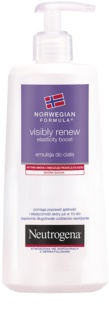Neutrogena Norwegian Formula® Visibly Renew тоалетно мляко за тяло