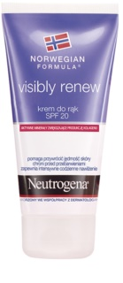 Neutrogena Norwegian Formula® Visibly Renew crema de manos