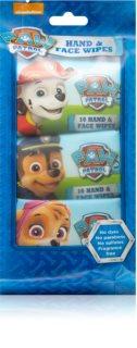 Nickelodeon Paw Patrol Hand & Face Wipes sanfte Feuchttücher für Kleinkinder für Gesicht, Hände und Körper