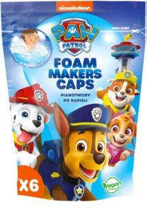 Nickelodeon Paw Patrol Foam Makers Caps Badschaum für Kinder