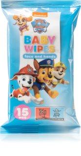 Nickelodeon Paw Patrol Baby Wipes Feuchttücher für Kinder
