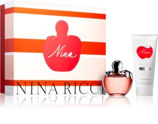 Nina Ricci Nina lote de regalo I. para mujer