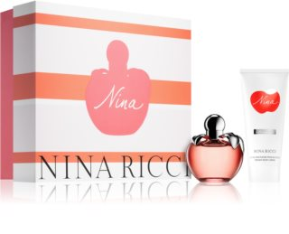 Nina Ricci Nina σετ δώρου XVI. για γυναίκες