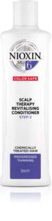 Nioxin System 6 Color Safe Scalp Therapy Revitalising Conditioner après-shampoing revitalisant pour cheveux traités chimiquement