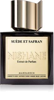 Nishane Suede et Safran parfumextracten  Unisex
