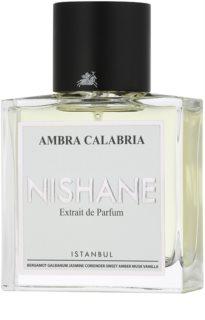 Nishane Ambra Calabria estratto profumato unisex