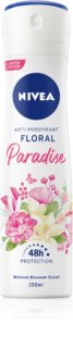 Nivea Floral Paradise antitraspirante spray 48 ore