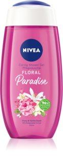 Nivea Floral Paradise njegujući gel za tuširanje