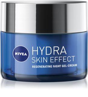 Nivea Hydra Skin Effect хидратиращ гел крем за нощ