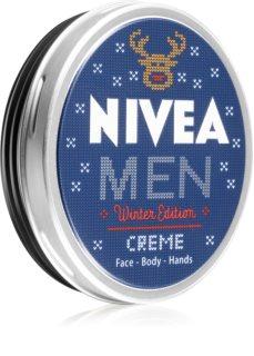 Nivea Men Winter Collection univerzální krém na tvář, ruce a tělo