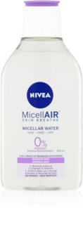 Nivea MicellAir  Skin Breathe nježna micelarna voda za osjetljivu kožu lica