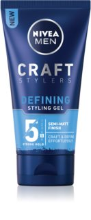 Nivea Men Craft Stylers gel de par pentru un aspect mat