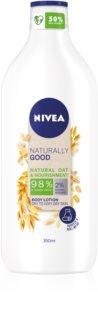 Nivea Naturally Good подхранващ лосион за тяло