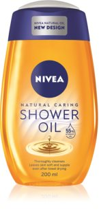 Nivea Natural Oil Bruseolie Til tør hud