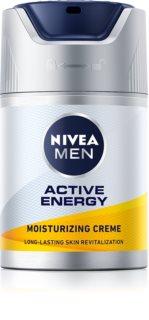 Nivea Men Revitalising Q10 оздоравливающий крем для сухой кожи лица