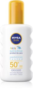 Nivea Sun Kids παιδικό αντηλιακό σπρέι SPF 50+