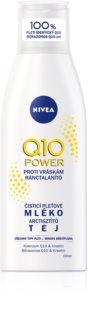 Nivea Visage Q10 Plus lait nettoyant visage anti-rides