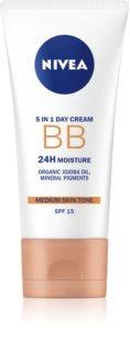 Nivea Skin Care BB Creme mit feuchtigkeisspendender Wirkung