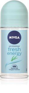 Nivea Energy Fresh Antiperspirantti Roll-on