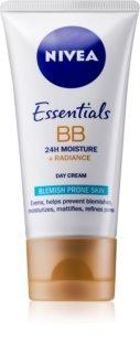 Nivea Essentials BB creme  para pele problemática