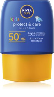 Nivea Sun Kids Children's Pocket Sun Milk SPF 50+