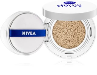 Nivea Hyaluron Cellular Filler make-up v houbičce 3 v 1