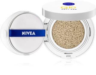 Nivea Q10 Plus Anti-Age maquillaje hidratante en esponja rellenante de las arrugas