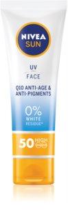 Nivea Sun crème solaire anti-rides SPF 50