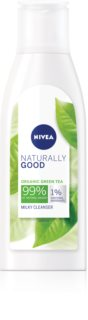 Nivea Naturally Good latte detergente viso