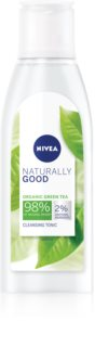 Nivea Naturally Good lozione detergente viso