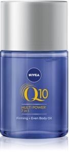 Nivea Q10 Multi Power huile pour le corps raffermissante 7 en 1