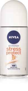 Nivea Stress Protect antiperspirant roll-on