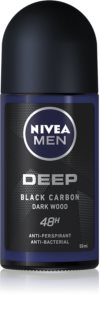Nivea Men Deep antitraspirante roll-on 48 ore
